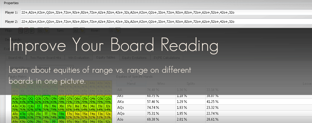 Improve Your Board Reading with PokerRanger