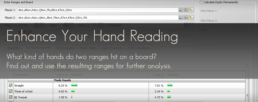 Enhance Your Handreading with PokerRanger